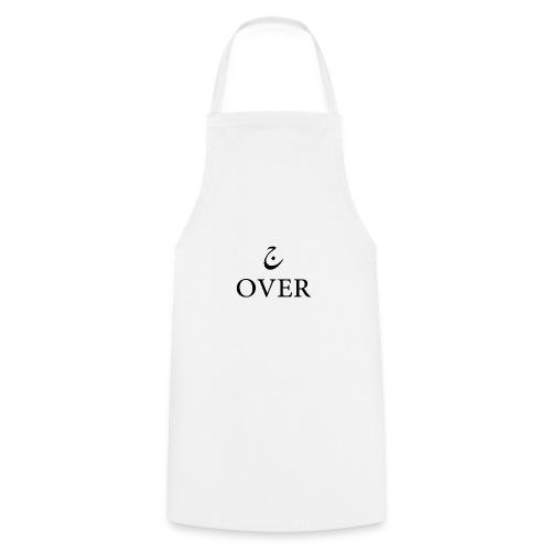 ج OVER - Cooking Apron