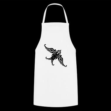 tribal jaskółka - Fartuch kuchenny