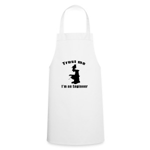 Trust an Engineer - Cooking Apron
