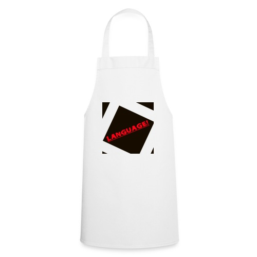 Language - Cooking Apron