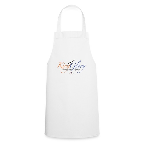 King of Glory by TobiAkiode™ - Cooking Apron