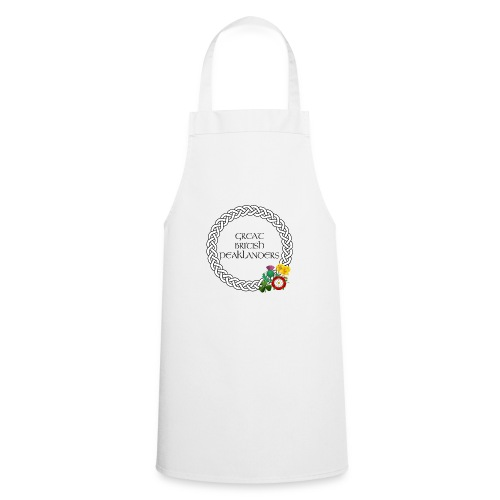 Great British Peaklanders (white) - Cooking Apron
