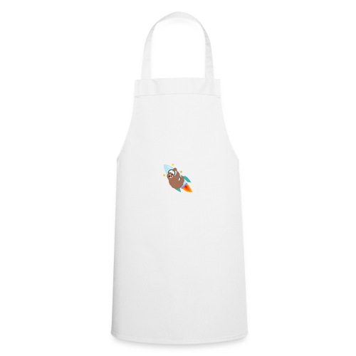 Space Bound Sloth - Cooking Apron