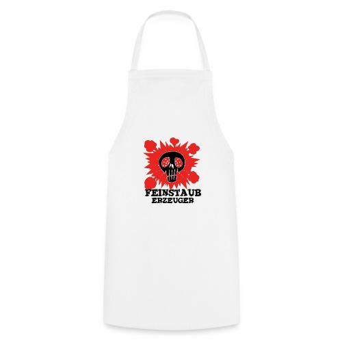 Feinstaub Erzeuger - Kochschürze
