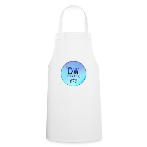dw logo - Cooking Apron