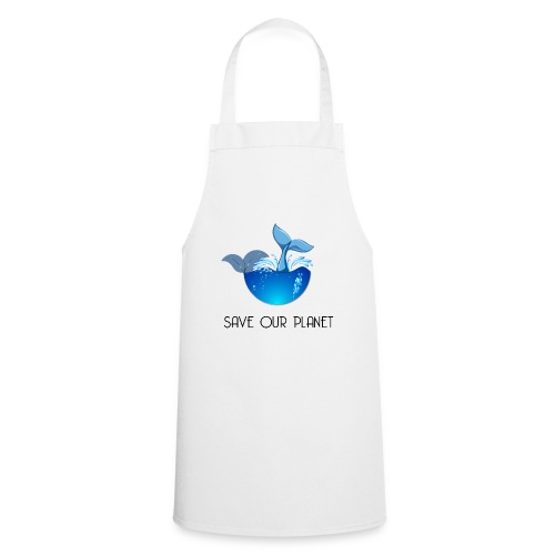 Save our planet - Cooking Apron