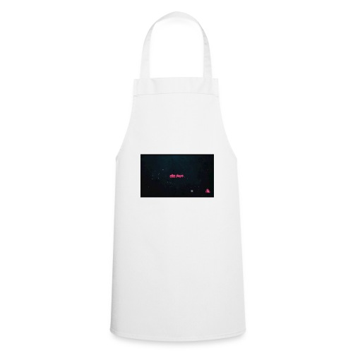 Ellis plays design merchandise - Cooking Apron