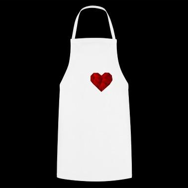 Rakastan sydämenmuotoinen NYC lahja seuramatkojen rakkaus - Esiliina
