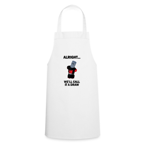 The Black Knight - Cooking Apron
