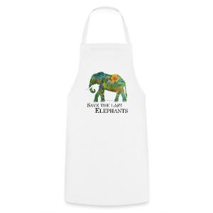 Save The Last Elephants - Kochschürze