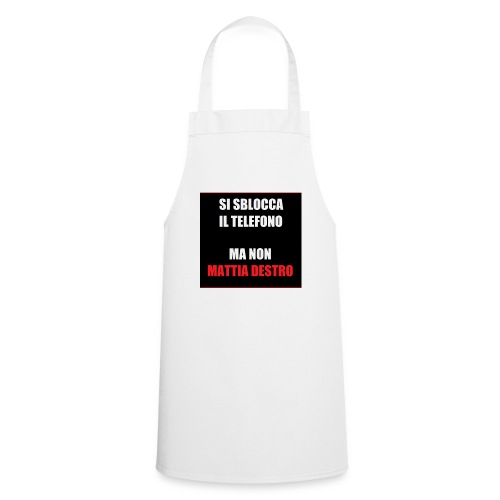 Allcalcio Destro - Grembiule da cucina