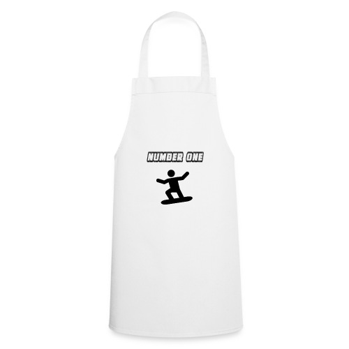 Number One Snowboarder - Cooking Apron