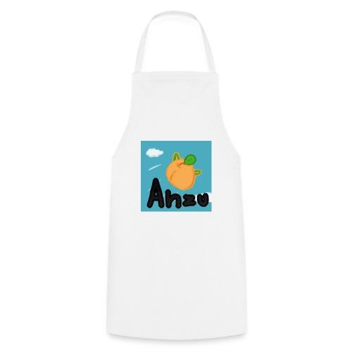 Aprikose - Kochschürze