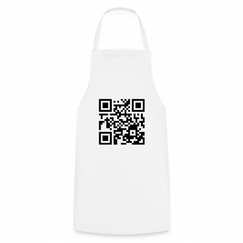 qrcode - Kochschürze