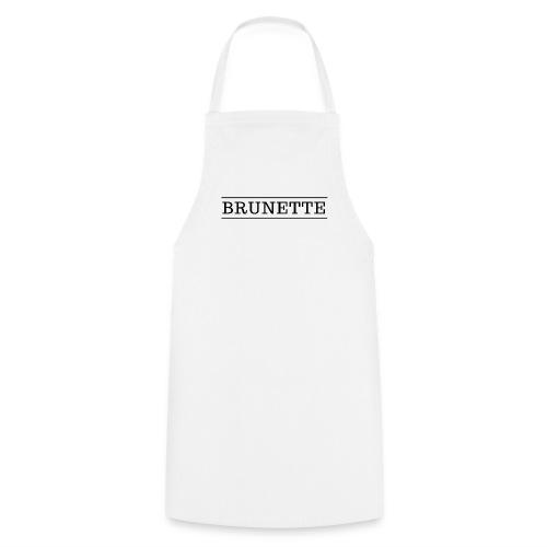 BRUNETTE DESIGN - Cooking Apron