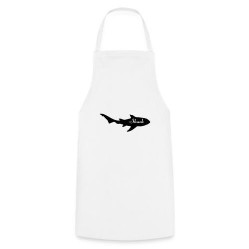 Tiburon logo - Delantal de cocina