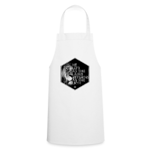 Lion Coming Soon by JT4Christ - Cooking Apron