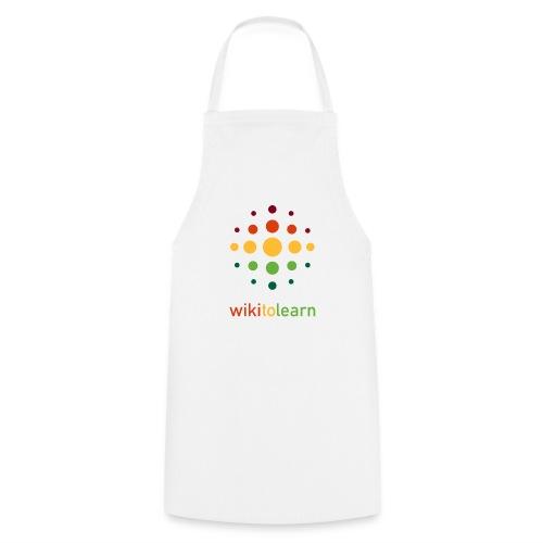 wikitolearn-logo - Grembiule da cucina