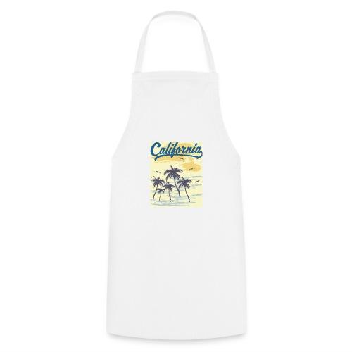 California Transparent - Tablier de cuisine