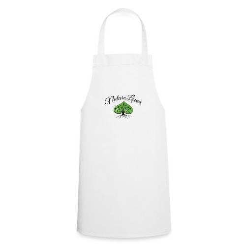 Nature Lover - Praise for the green & pristine - Cooking Apron