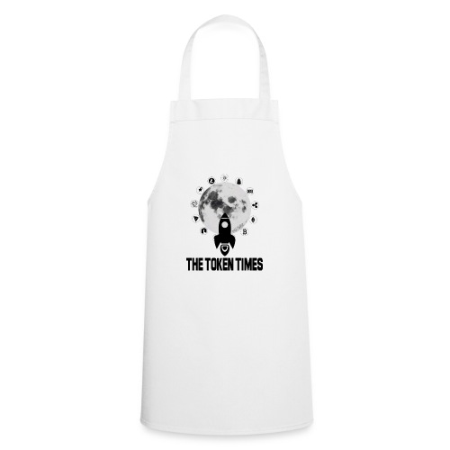 Token Times Logo 1 - Cooking Apron