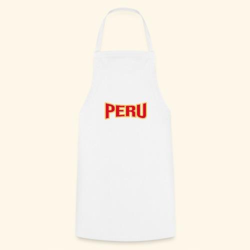 Peru - Fanartikel - Sportfans T-shirt - Kochschürze