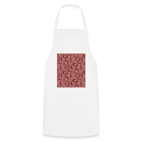 Camouflage Kamasutra Love - Kochschürze