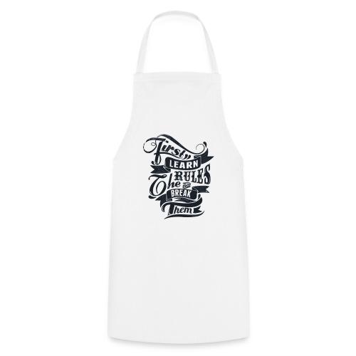 first lirn tchirt - Tablier de cuisine