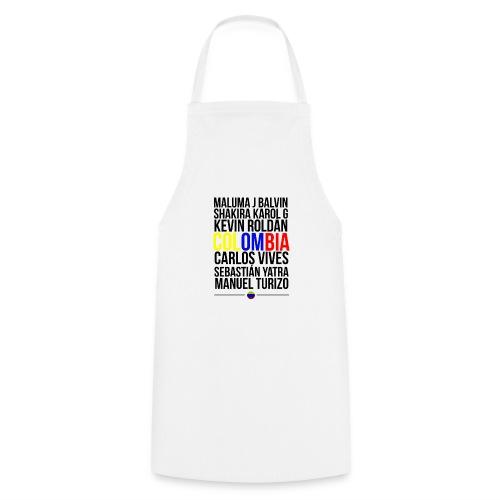 Reggaeton Shirt Kolumbien - Kochschürze