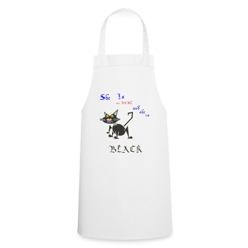 My best cat - Cooking Apron