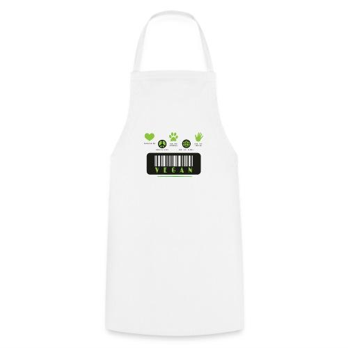 Vegane Sammlung - Kochschürze