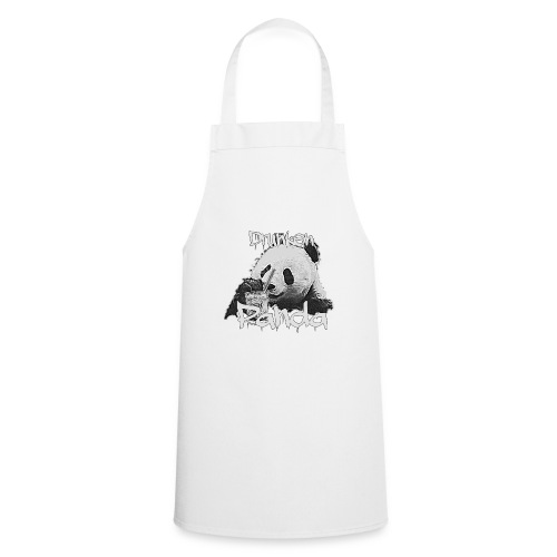 Drunken Panda - Kochschürze