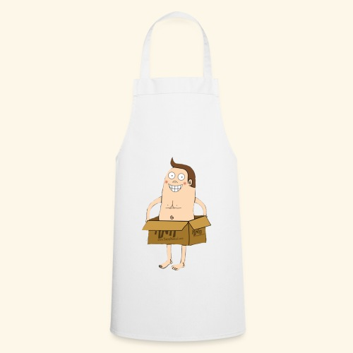Hnn Moobs - Cooking Apron