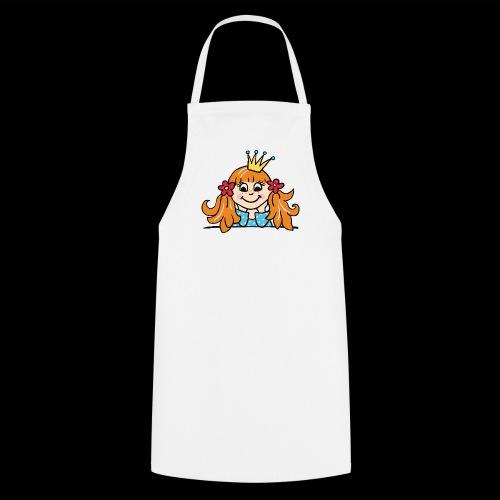 Kleine Prinzessin - Kochschürze