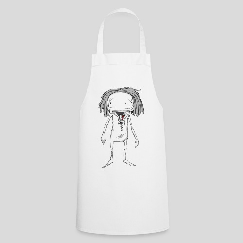 This girls name is Linne - Cooking Apron