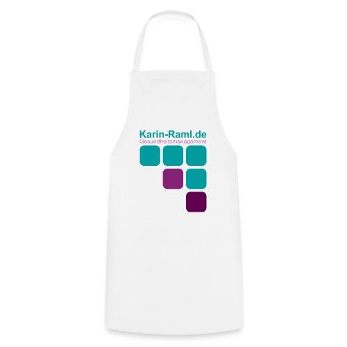 Karin-Raml Gesundheitsmanagement - Kochschürze