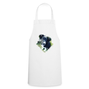 colliegermanshepherdpup - Cooking Apron