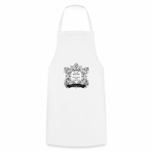 GQ BLends Logo - Cooking Apron