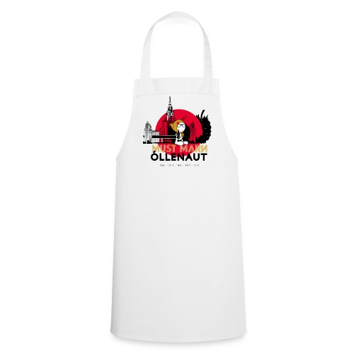 Õllenaut Must Mari - Cooking Apron