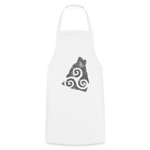 wolfcelt - Delantal de cocina