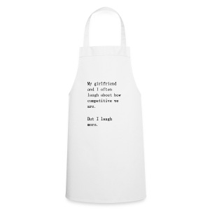 Couple Comedy - Cooking Apron