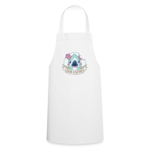 jawe some shark - Cooking Apron