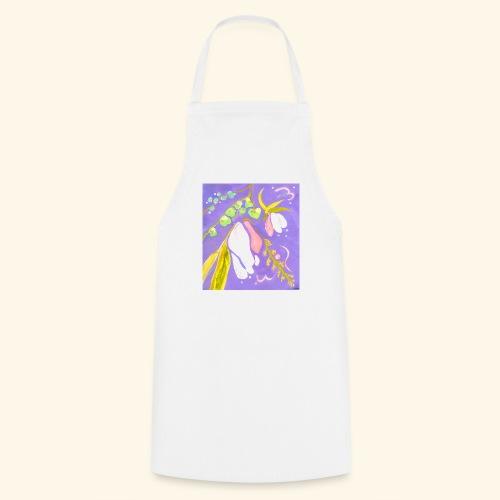 Violetteblume - Kochschürze
