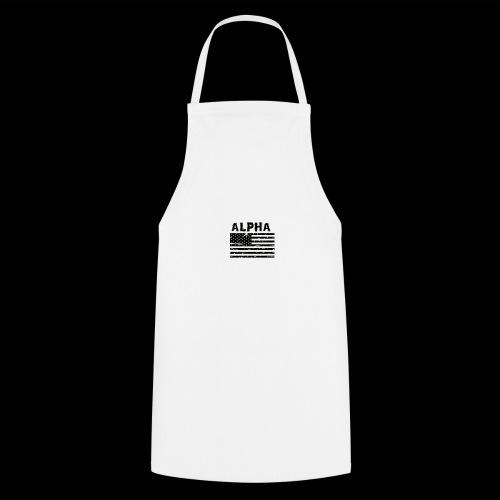 ALPHA - Kochschürze