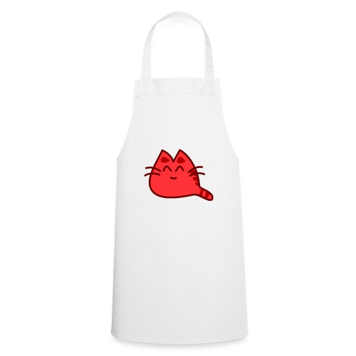 Cute Cat Katze Miau - Kochschürze