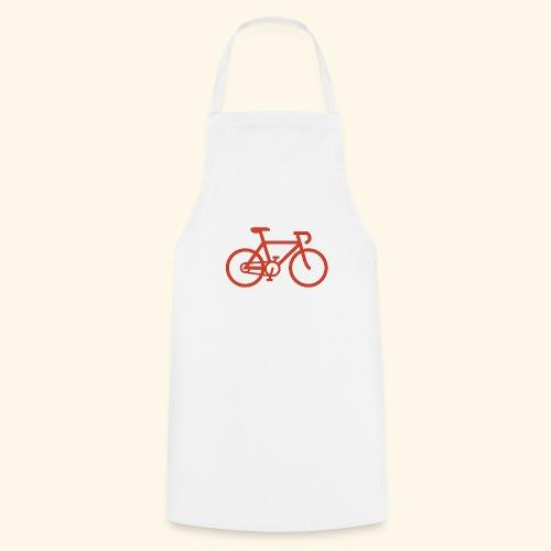 BIG bike red 001 - Kochschürze