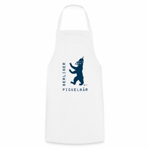 Berliner Pickelbär (Dark Blue) - Cooking Apron