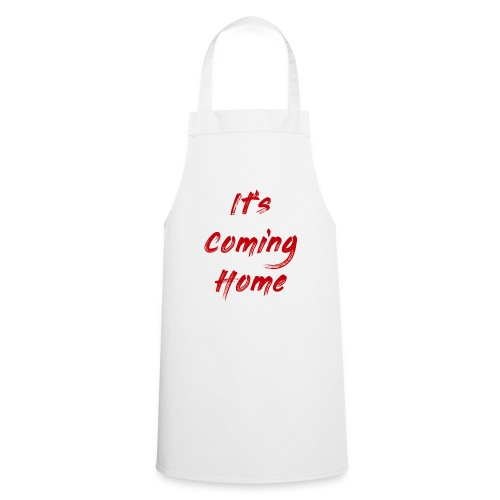 England It's Cominng Home Merch V1.0 - Cooking Apron