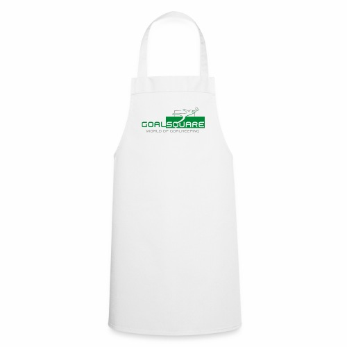 Official Goalsquare® logo - Cooking Apron