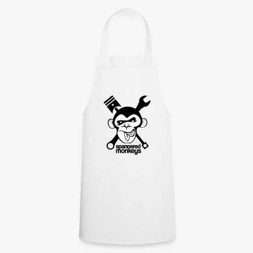 spanneredmonkeys-monkeyface - Cooking Apron